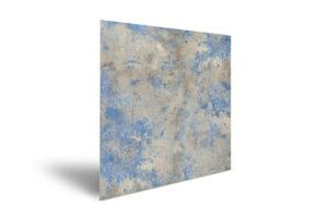 płytki ceramiczne, gres Reggio Blue 120×120 cm.