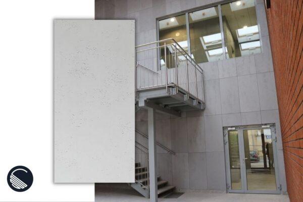 beton architekotiniczny na sciany zew