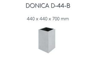 """Donica Betonowa D44 """"B"""" – VHCT"""