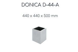 """Donica Betonowa D44 """"A"""" – VHCT"""