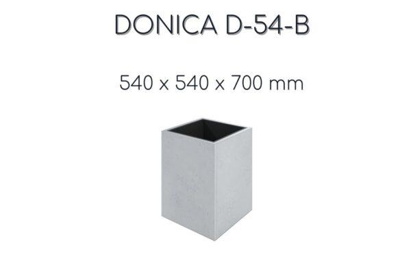 donica betonowa producent