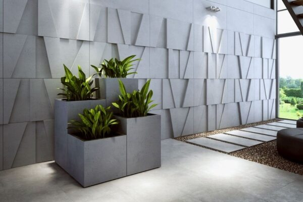 donice betonowe komplet