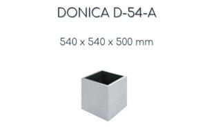 """Donica Betonowa D54 """"A"""" – VHCT"""