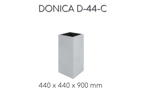 donice z betonu