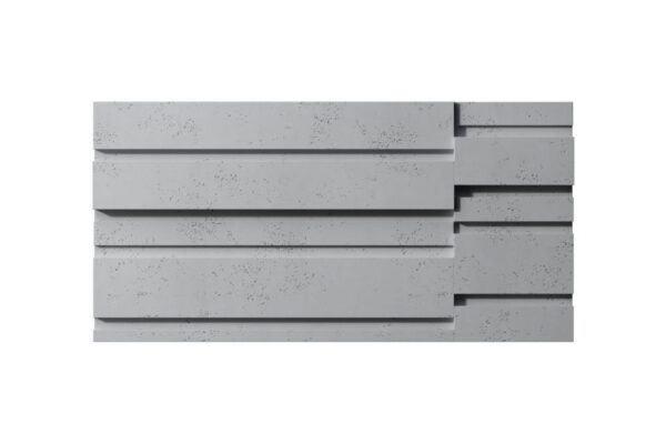Beton architektoniczny panele 3D KOD VHCT