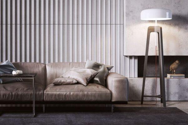 beton architektoniczny i lamele inspiracje