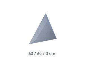 Beton Architektoniczny 3D Triangle