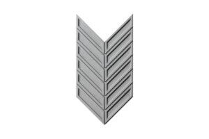 Beton Architektoniczny 3D Jodełka II