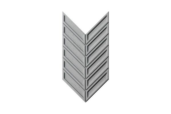 Beton Architektoniczny panele 3D Jodełka II