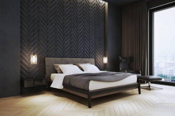 beton architektoniczny nawet do sypialni!
